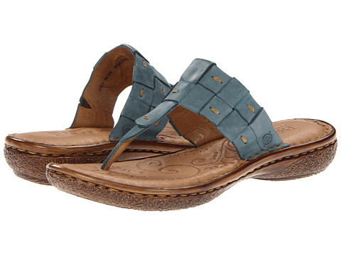 Sandale Born - Cari - Rey (Blue) Full Grain Leather