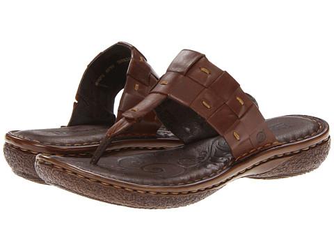 Sandale Born - Cari - T Moro (Dark Brown) Full Grain Leather