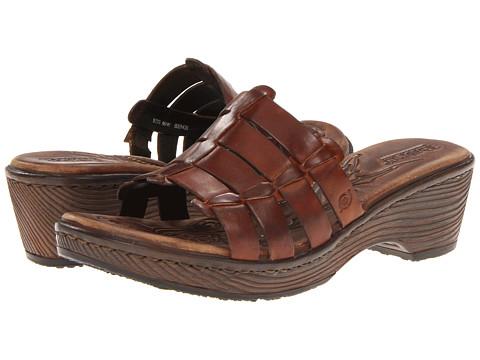 Sandale Born - Lolo - Whiskey (Rust) Full Grain Leather