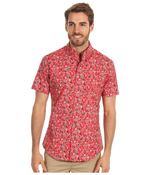 Tricouri Elie Tahari - Ferris Shirt J214A503 - Modern Melon