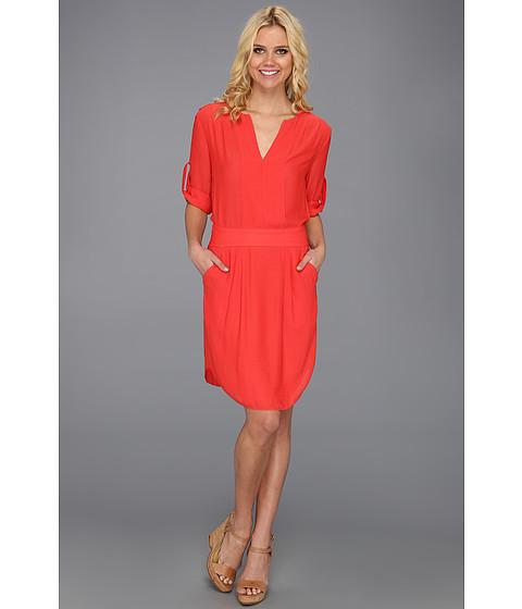 Rochii BCBGMAXAZRIA - Florence Tunic Dress - Bright Poppy