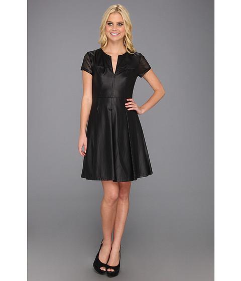 Rochii BCBGMAXAZRIA - Karlie Knit City Dress - Black