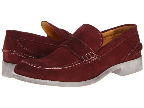 Pantofi GBX - Pernot - Wine Suede