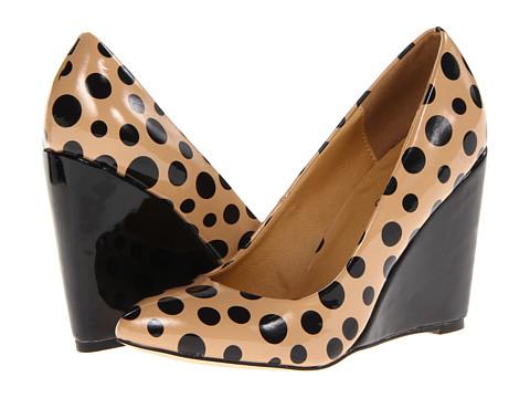 Pantofi 2 Lips Too - Too Dottie - Natural