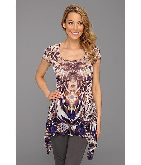 Bluze Karen Kane - Handkerchief Top - Print