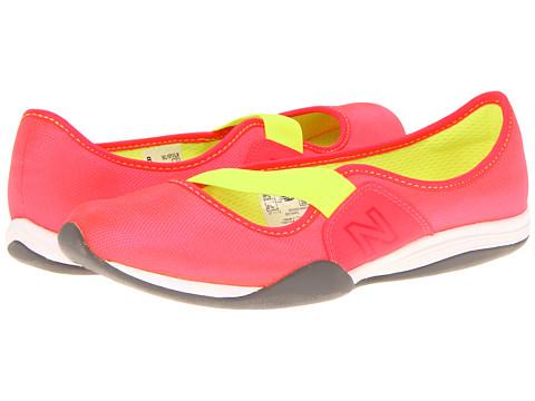 Adidasi New Balance - WL101v2 - Diva Pink/Neon Yellow