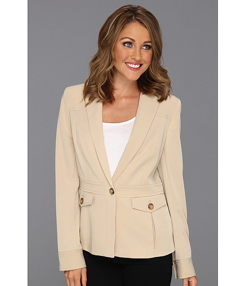 Jachete Anne Klein New York - Safari Jacket - Oak