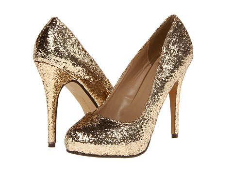 Pantofi Michael Antonio - Love Me - Glitter - Gold