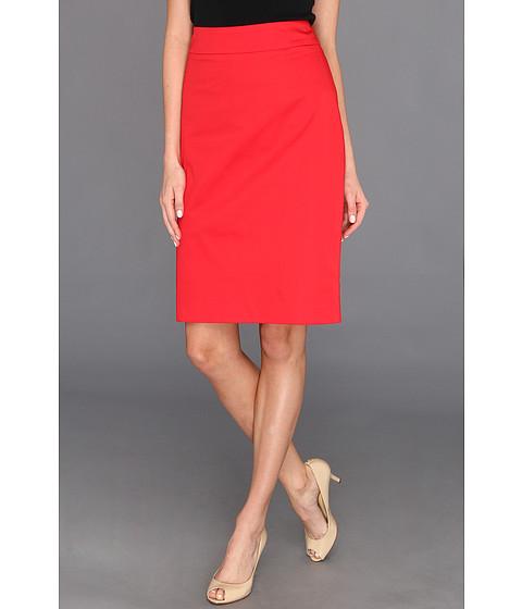 Fuste Jones New York - Basic Slim Skirt - Poppy Red