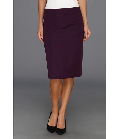 Fuste Jones New York - Basic Slim Skirt - Concord