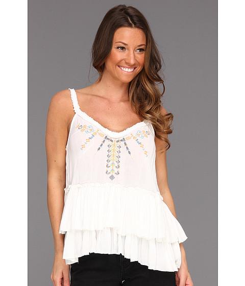 Tricouri Free People - Meadow Ballerina Top - White