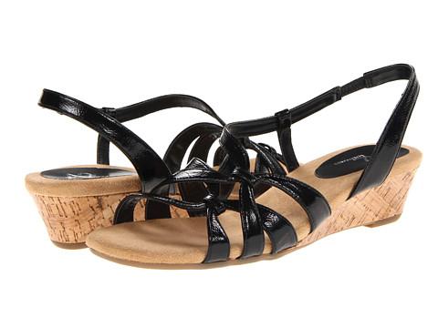 Sandale Aerosoles - Chewniper - Black Patent