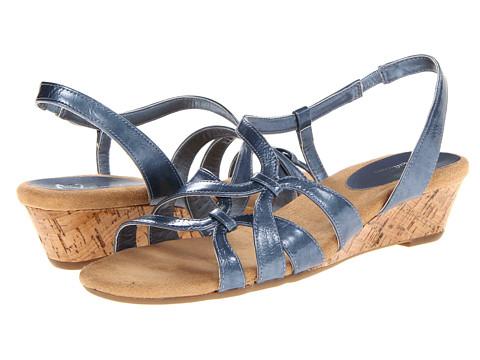 Sandale Aerosoles - Chewniper - Blue Patent
