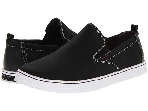 Pantofi Hush Puppies - Locksmith Slip On - Black Multi