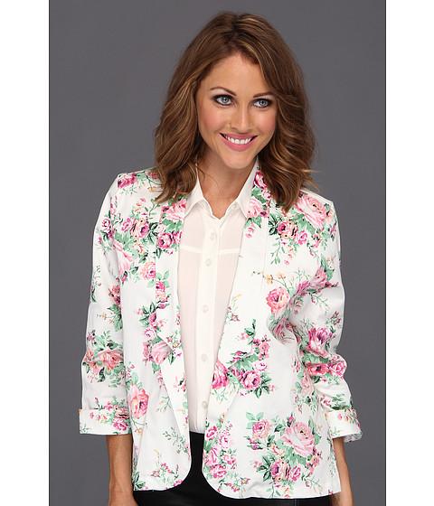 Jachete Brigitte Bailey - Laylah Summer Flower Blazer - Ivory/Pink
