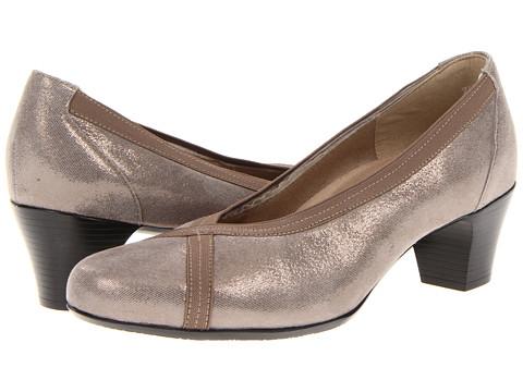 Pantofi Munro American - Hanna - Stone Shimmer Suede
