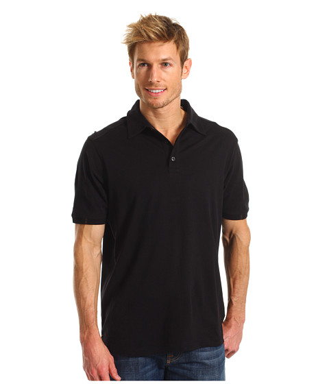Tricouri Tommy Bahama - Palm Cove Spectator Polo - Black