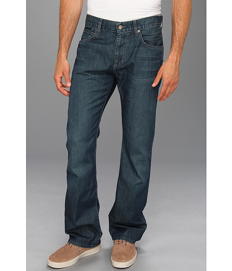 Blugi 7 For All Mankind - Brett Modern Bootcut in Arroyo Bay - Arroyo Bay