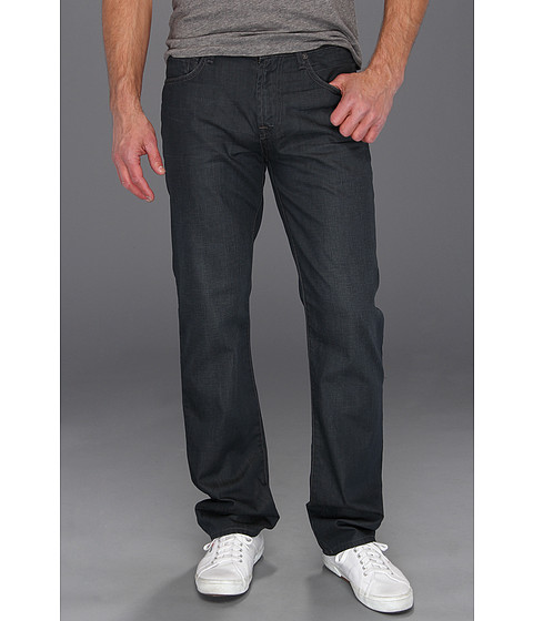 Blugi 7 For All Mankind - Carsen Modern Straight Leg in Cool Grey - Cool Grey