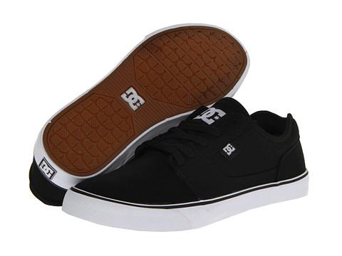 Adidasi DC - Bristol TX - Black/White/Gum