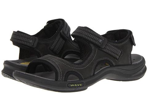 Sandale Clarks - Wave.Ascent - Black Leather