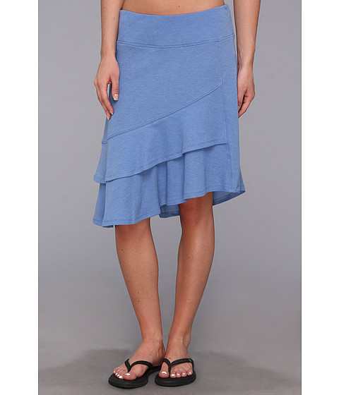 Fuste Horny Toad - Scallop Skirt - Blue Print