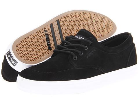 Adidasi Dekline - Mason - Black/White Suede