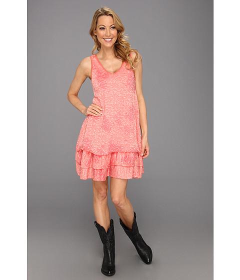 Rochii Roper - Free Spirit Tank Dress - Pink