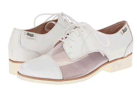 Pantofi Bass - Tavi - White