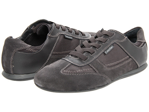 Adidasi Calvin Klein - Carey - Dark Charcoal Action
