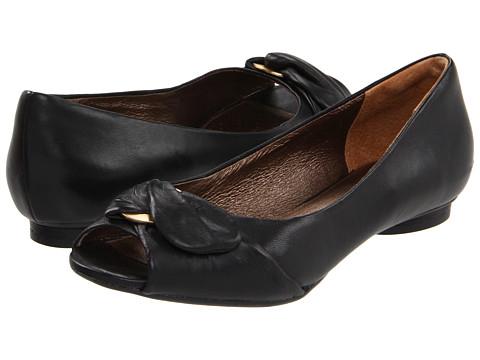 Balerini Clarks - Demure Flare - Black Leather