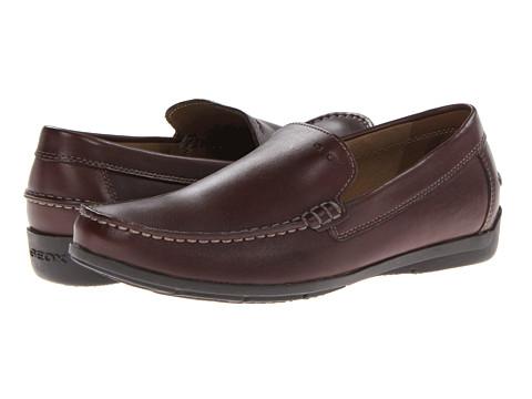 Pantofi Geox - U Simon - Dark Brown