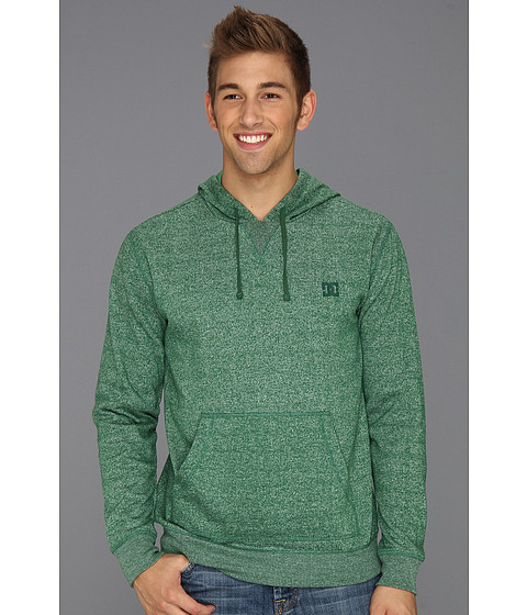 Bluze DC - Rebel Pullover Hoodie - Evergreen
