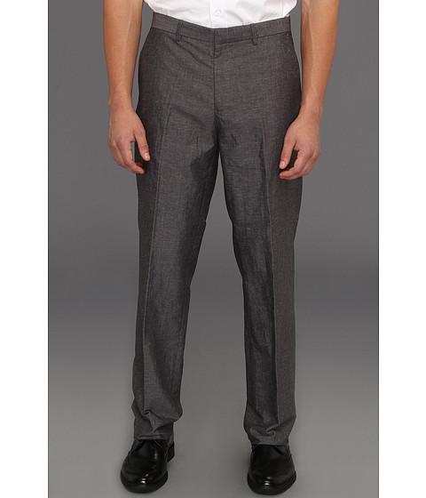 Pantaloni Calvin Klein - Linen Blend Pant - Cavern Rock