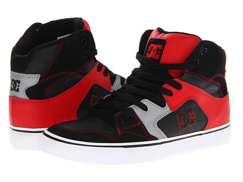 Adidasi DC - Pro Spec 3.0 VLC - Black/Athletic Red
