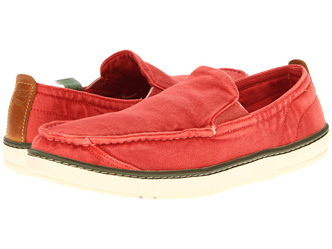 Pantofi Timberland - EarthkeepersÃ'® Hookset Handcrafted Slip-On - Washed Red Canvas