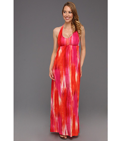 Rochii Tommy Bahama - Sunset Ablur Dress - Burnt Coral