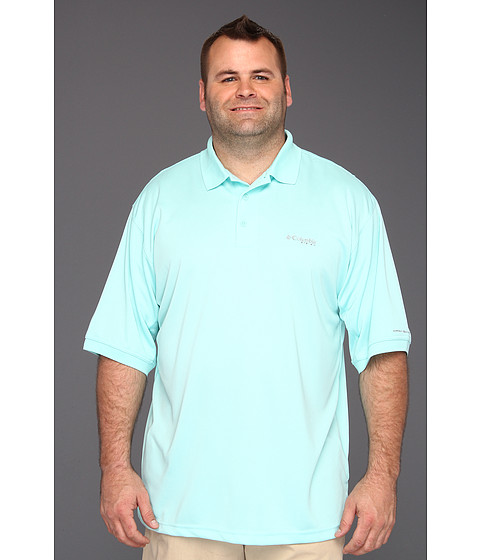 Bluze Columbia - Perfect Castâ⢠Polo Shirt - Tall - Gulf Stream