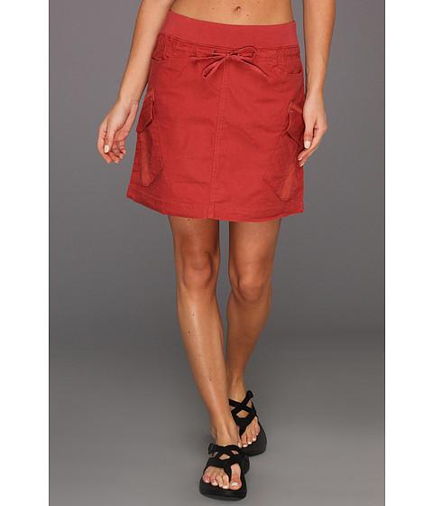 Fuste Prana - Bailey Skirt - Tomato
