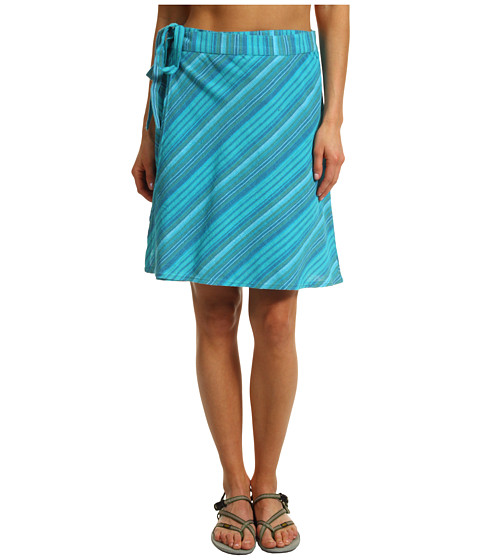 Fuste Prana - Mahala Skirt - Capri Blue