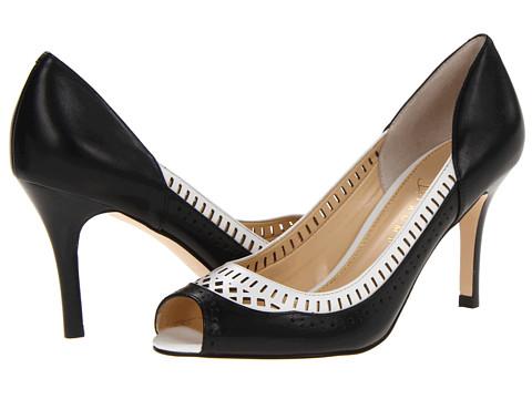 Pantofi Ivanka Trump - Candice - Black/White
