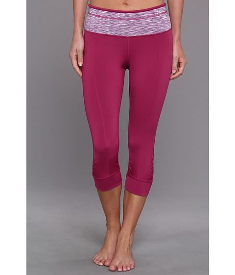Pantaloni Prana - Alyson Knicker - Boysenberry