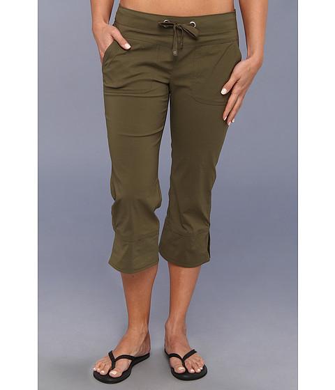 Pantaloni Prana - Bliss Capri - Cargo Green