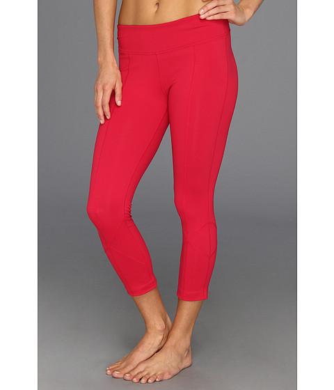 Pantaloni Prana - Prism Capri Legging - Scarlet