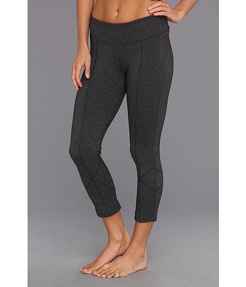 Pantaloni Prana - Prism Capri Legging - Charcoal Heather