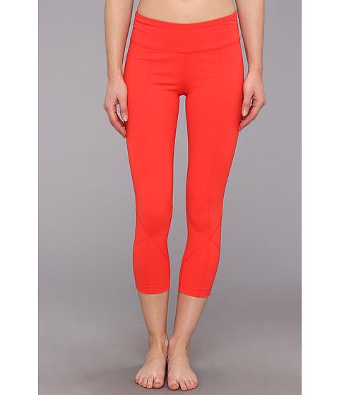 Pantaloni Prana - Prism Capri Legging - Fire Red
