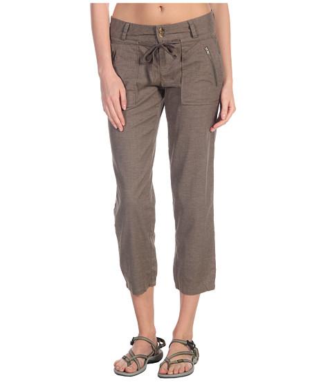 Pantaloni Prana - Savannah Crop - Ivy