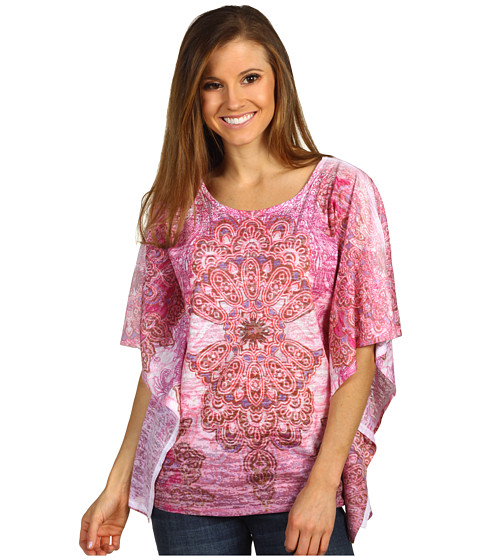 Bluze Prana - Paradise Top - Berry