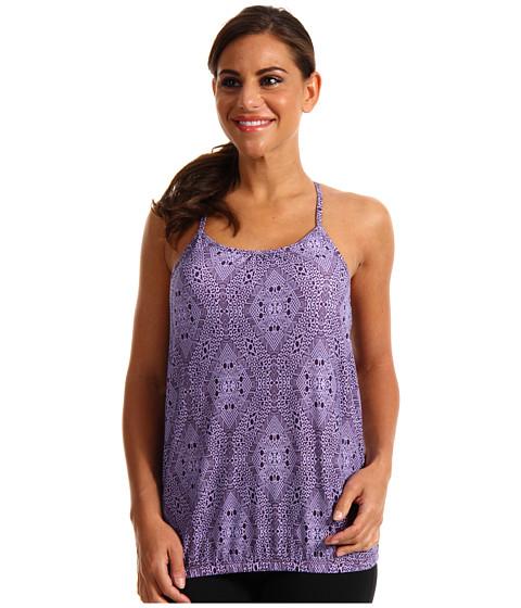 Bluze Prana - Becca Convertible Top - Lupine Kaleidoscope