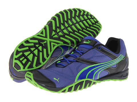 Adidasi PUMA - Sierra Trekker - Steel Gray/Surf The Web/Jasmine Green